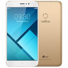 "TELEFONO MOVIL SMARTPHONE TP LINK NEFFOS C7 GOLD / 5.5"" / 16GB ROM / 2GB RAM / OCTA CORE / 13Mpx - 8Mpx / 4G / LECTOR DE HUELLA"