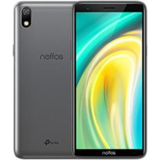 "TELEFONO MOVIL SMARTPHONE TP LINK NEFFOS A5 GRIS OSCURO / 5.99"" / 16GB ROM / 1GB RAM / QUAD CORE / 5MPX - 2MPX / DUAL SIM / 3G / ANDROID 9 PIE (GO EDITION)"