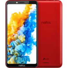 TELEFONO MOVIL SMARTPHONE TP LINK NEFFOS C7S ROJO  5.45  16GB ROM  2GB RAM  OCTA CORE  8MPX - 5MPX  4G