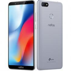 "TELEFONO MOVIL SMARTPHONE TP LINK NEFFOS C9 PLATA / 5.99"" / 16GB ROM / 2GB RAM / QUAD CORE / 13MPx - 8MPx / 4G / DUAL SIM / LECTOR DE HUELLA"