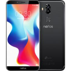 "TELEFONO MOVIL SMARTPHONE TP LINK NEFFOS X9 NEGRO / 5.99"" / 32GB ROM / 3GB RAM / OCTA CORE / 13+5MPx - 8MPx / 4G / DUAL SIM / LECTOR DE HUELLA"