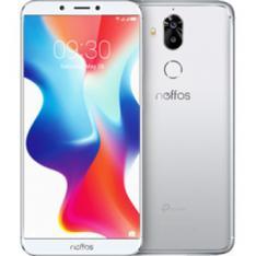 "TELEFONO MOVIL SMARTPHONE TP LINK NEFFOS X9 PLATA / 5.99"" / 32GB ROM / 3GB RAM / OCTA CORE / 13+5MPx - 8MPx / 4G / DUAL SIM / LECTOR DE HUELLA"