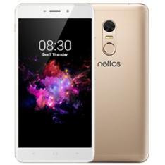 "TELEFONO MOVIL SMARTPHONE TP LINK NEFFOS X1 LITE GOLD / 5"" / 16GB ROM / 2GB RAM / OCTA CORE / 13MPx - 5MPx / 4G / DUAL SIM/ LECTOR DE HUELLA"