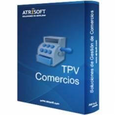 PROGRAMA TPV COMERCIOS ATRISOFT LICENCIA ELECTRONICA CODIGO ACTIVACION EN FACTURA