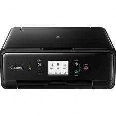 MULTIFUNCION  CANON TS6250 INYECCION COLOR PIXMA A4/ NEGRO/ WIFI/ DUPLEX IMPRESION