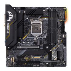 PLACA BASE ASUS INTEL TUF GAMING B460M-PLUS WIFI SOCCKET 1200 DDR4 X4 MAX 128GB 2933MHZ DISPLAY PORT HDMI DVI-D MATX