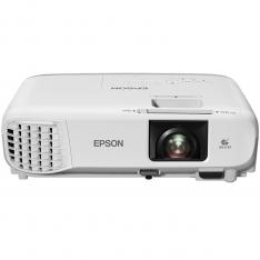 VIDEOPROYECTOR EPSON EB-S39 3LCD/ 3300 LUMENS/ SVGA/ HDMI/ USB/ WIFI OPCIONAL