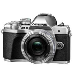 CAMARA DIGITAL OLYMPUS E-M10 MARK III OM-D PLATA 16.1Mp/14-42mm