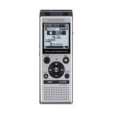 GRABADORA DIGITAL OLYMPUS WS-852 + MICROFONO UNIDIRECCIONAL ME52/ 4GB/ GRIS