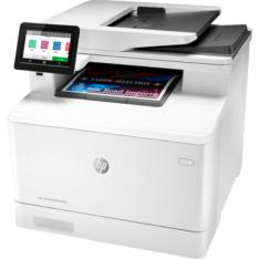 MULTIFUNCION HP LASER COLOR LASERJET PRO M479DW A4/ 27PPM/ 512MB/ USB/ RED/ WIFI/ DUPLEX IMPRESION