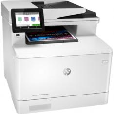 MULTIFUNCION HP LASER COLOR LASERJET PRO M479FDW FAX/ A4/ 27PPM/ RED/ WIFI/ WIFI DIRECT/ DUPLEX TODAS LAS FUNCIONES/ ADF 50 HOJAS