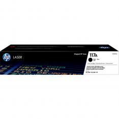 TONER HP 117A W2070A NEGRO 1000 PAGINAS
