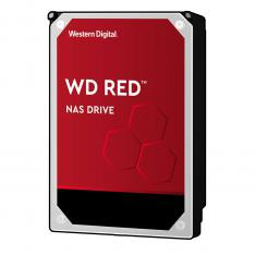 "DISCO DURO INTERNO HDD WD WESTERN DIGITAL NAS RED WD101EFAX 10TB 10000GB 3.5"" SATA 6 5400RPM 256MB"