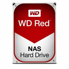 "DISCO DURO INTERNO HDD WD WESTERN DIGITAL NAS RED WD40EFRX 4TB 4000GB 3.5"" SATA 3 5400RPM 64MB"