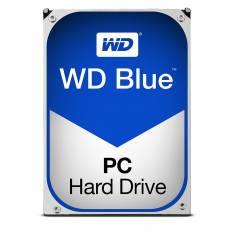 """DISCO DURO INTERNO HDD WD WESTERN DIGITAL BLUE WD40EZRZ 4TB 4000GB 3.5"""" SATA 6GB 5400RPM 64MB"""