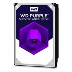 "DISCO DURO INTERNO HDD WD WESTERN DIGITAL PURPLE WD60PURZ 6TB 3.5"" SATA3 INTELLIPOWER 64MB"
