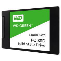 "DISCO DURO INTERNO SOLIDO HDD SSD WD WESTERN DIGITAL GREEN WDS120G2G0A 120GB 2.5"" SATA 6 GB/S"