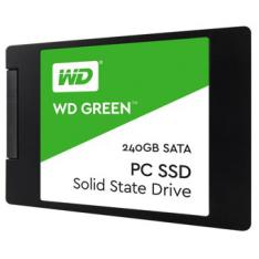 "DISCO DURO INTERNO SOLIDO HDD SSD WD WESTERN DIGITAL GREEN WDS240G2G0A 240GB 2.5"" SATA 6 GB/S"