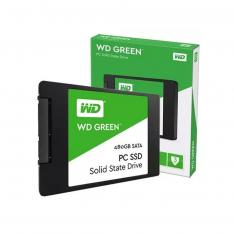 "DISCO DURO INTERNO SOLIDO HDD SSD WD WESTERN DIGITAL GREEN WDS480G2G0A 480GB 2.5"" SATA 6 GB/S"