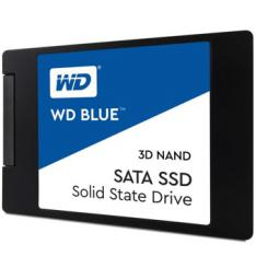 "DISCO DURO INTERNO SOLIDO HDD SSD WD WESTERN DIGITAL BLUE WDS500G2B0A 500GB 2.5"" SATA 6 GB/S"