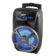 "ALTAVOZ PREMIUM PORTATIL NGS WILDMAMBO 35W/ SUBWOOFER 8""/ USB/ MICRO SD/ BLUETOOTH/ RADIO FM"