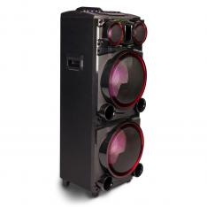 "ALTAVOZ PREMIUM NGS WILD PUNK 2 700W/ SUBWOOFER 12"" X2/ USB/ SD/ BLUETOOTH/ RADIO FM"