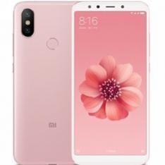 "TELEFONO MOVIL SMARTPHONE XIAOMI MI A2 ROSE GOLD 5.99""/ 64GB ROM/ 4GB RAM/ DUAL CAMERA 12+20 Mpx/ CAMARA DELANTERA 20 Mpx/ 18:9 / HUELLA/ 3000 mAh/ Android One"