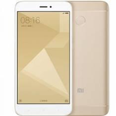 "Teléfono movil smartphone xiaomi redmi 4x gold   5""   32GB rom   3GB RAM   octa Core   13 mpx - 5 mpx   4g   sensor huella."