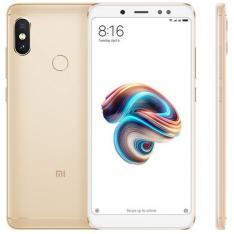 "TELEFONO MOVIL SMARTPHONE XIAOMI REDMI NOTE 5 GOLD / 5.99"" / 32GB ROM / 3GB RAM / OCTA CORE / 12+5Mpx - 13Mpx / 4G / SENSOR HUELLA"