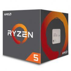 MICRO. PROCESADOR AMD RYZEN 5 1400 4 CORE 3.2GHZ 8MB AM4