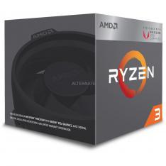 MICRO. PROCESADOR AMD RYZEN 3 2200G 4 CORE 3.7GHZ 6MB AM4 RADEON VEGA 8