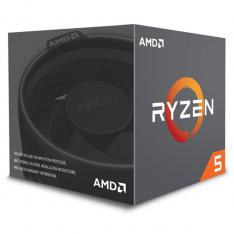 MICRO. PROCESADOR AMD RYZEN 5 2600 6 CORE 3.4GHZ 16MB AM4