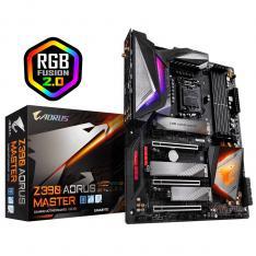 PLACA BASE GIGABYTE INTEL Z390 AORUS MASTER LGA 1151 DDR4X4 128GB HDMI ATX