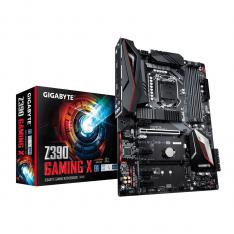 PLACA BASE GIGABYTE INTEL Z390 GAMING X SOCKET 1151 DDR4 X4 MAX 128GB 2666MHZ HDMI ATX