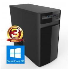 ORDENADOR PC PHOENIX ZENIT AMD RYZEN 3 4GB DDR4 1TB RW MICRO ATX SOBREMESA WINDOWS 10