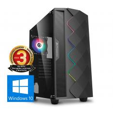 ORDENADOR PHOENIX GAMING RGB ZORK 3 BLACK AMD RYZEN 3 VGA VEGA8 DDR4 2666 240GB SSD 1TB HDD ATX RGB PC WINDOWS 10