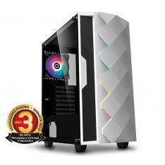 ORDENADOR PHOENIX GAMING RGB ZORK 3 WHITE AMD RYZEN 3 VGA VEGA8 DDR4 2666 240GB SSD 1TB HDD ATX RGB PC