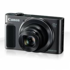 CAMARA DIGITAL CANON POWERSHOT SX620 HS 20.2MP  ZOOM 50X  ZO 25X  3''  FULL HD  WIFI  NFC  NEGRA