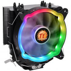 VENTILADOR DISIPADOR CPU GAMING THERMALTAKE UX200 ARGB 120MM 130W