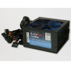 FUENTE DE ALIMENTACION COOLBOX POWERLINE BLACK-500   500W