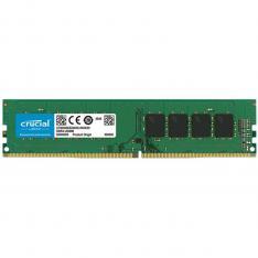 MEMORIA DDR4 8GB CRUCIAL   DIMM   2666 MHZ   PC4 21300