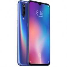 TELEFONO MOVIL SMARTPHONE XIAOMI MI 9 BLUE   6.39 AMOLED   128GB ROM   6GB RAM   48+12+16MPX - 20MPX   NFC  HUELLA