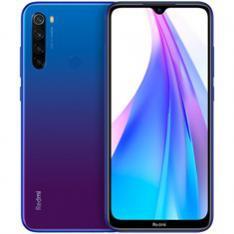 TELEFONO MOVIL SMARTPHONE XIAOMI REDMI NOTE 8T BLUE   6.3  64GB ROM  4GB RAM  48+8+2+2 MPX  13MPX  4000 MAH  4G  HUELLA
