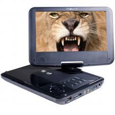 DVD PORTATIL NEVIR 9 NVR-2767DVD-PUCT2 NEGRO TDT HD USB