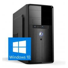 ORDENADOR PC PHOENIX INTEL CORE I3 8GB DDR4 240 GB SSD RW WINDOWS 10