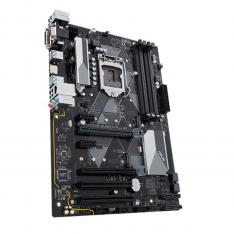 PLACA BASE ASUS INTEL PRIME B360-PLUS SOCKET 1151 DDR4 X 4 MSX 64GB 2666MHZ DVI-D D-SUB HDMI ATX