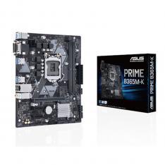 PLACA BASE ASUS INTEL PRIME B365M-K SOCKET 1151 DDR4 X2 2666MHZ MAX 32GB DVI-D VGA  MATX