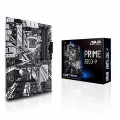 PLACA BASE ASUS INTEL PRIME Z390-P SOCKET 1151 DDR4 X4 2666 MHZ MAX 64GB HDMI DISPLAY PORT ATX