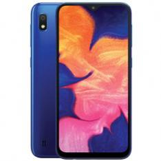 TELEFONO MOVIL SMARTPHONE SAMSUNG GALAXY A10 BLUE  6.2  32GB ROM  2GB RAM  13MPX-5MPX  OCTA CORE  4G  DESBLOQUEO FACIAL