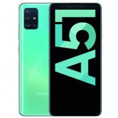 TELEFONO MOVIL SMARTPHONE SAMSUNG GALAXY A51 BLUE 6.5  128GB ROM  4GB RAM  48+12+5+5 MPX  32 MPX  DUAL SIM  LECTOR DE HUELLA